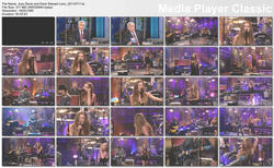 Joss Stone and Dave Stewart Leno_20110711