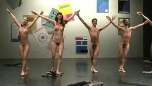 Viktoria Danyi and Timea Sebestyen Naked