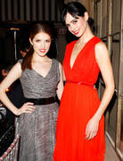 Anna Kendrick - Dior Hollywood Glamour Dinner  in Los Angeles 01/09/13