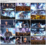 Usher - Yeah (Live) at Radio 1's Big Weekend 10.05.2008