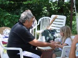 Laboratori percussioni bambini