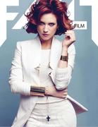 Brittany Snow - Fault - Issue #11 - Summer 2012 (x8)