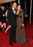 Алиша Киз (Алисия Кис), фото 2935. Alicia Keys 'Alexander McQueen: Savage Beauty' Costume Institute Gala at The Metropolitan Museum of Art on May 2, 2011 in New York City, foto 2935