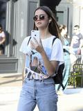 Maia Mitchell - Shopping at the grove in West Hollywood | April 5, 2017