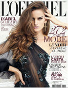 Izabel Goulart - L'Officiel France - Oct 2012 (x35)