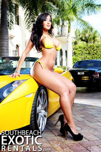 Клаудиа Sampedro, фото 43. Claudia Sampedro - South Beach Exotic Rentals / Tagged, foto 43,